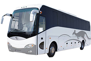 Home Luxury Bus Non Pushback