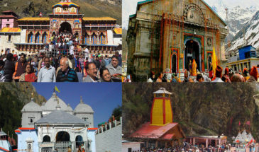 Char Dham Yatra by Helicopter 1 10 365x215