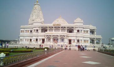 Mathura Vrindavan Agra Tour Package 1 7 365x215