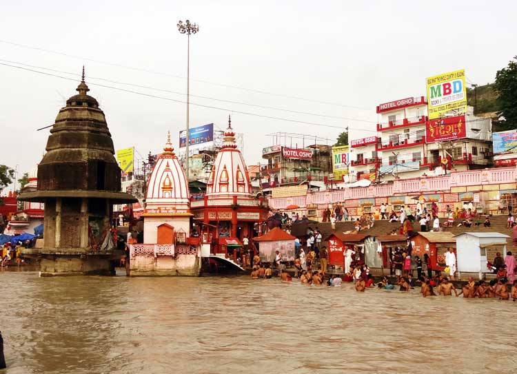 Haridwar Tour Package  Haridwar  Mussoorie Nainital & Jim Corbett -(8 days/7 nights) haridwar1