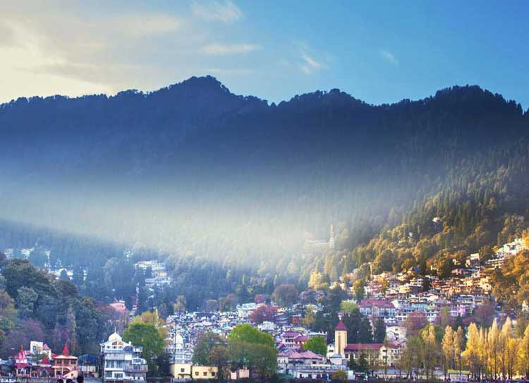 Nainital Tour Package   Haridwar  Mussoorie Nainital & Jim Corbett -(8 days/7 nights) nainital